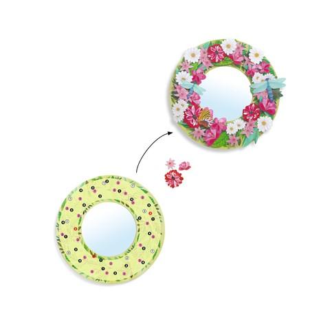 Set DIY Djeco|oglinzi inflorate 1