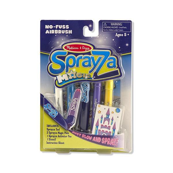 Set markere Sprayza Magic Melissa and Doug 1