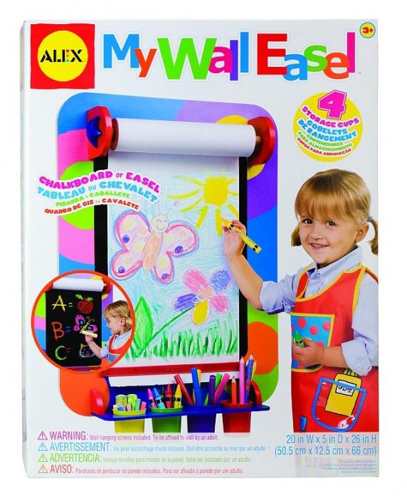 Sevalet pentru perete Alex Toys 4