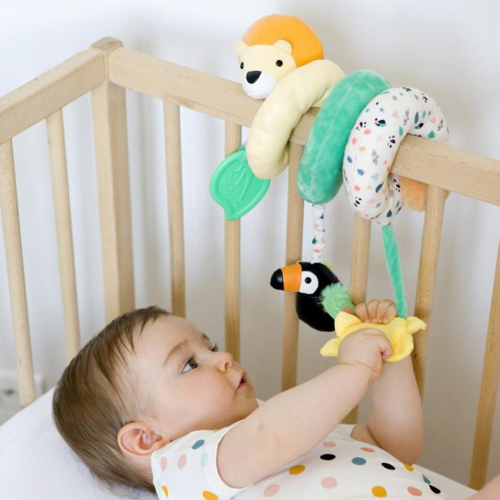 Spirala activitati bebe - Jungla [1]