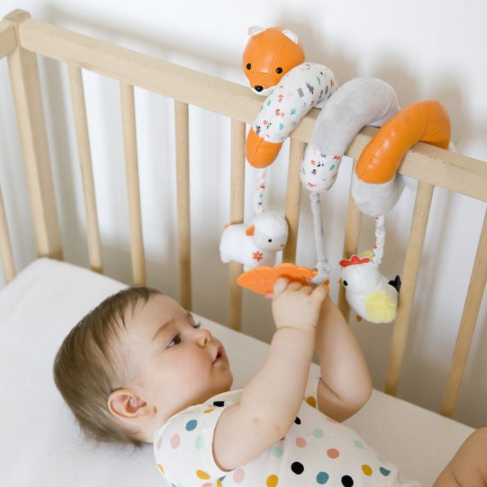 Spirala activitati bebe - Ferma 1