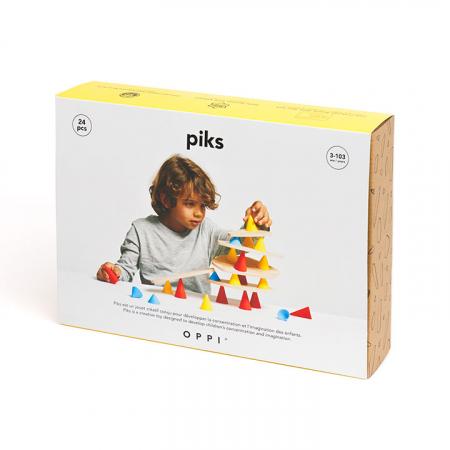 Joc educativ Piks - Kit mic1