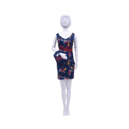 Atelierul de creatie vestimentara floral Couture, Dress Your Doll9