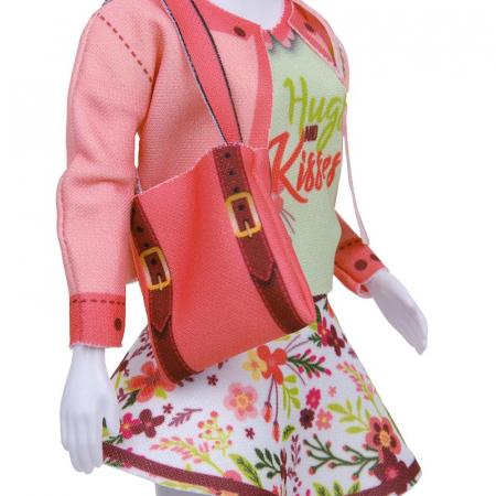 Atelierul de creatie vestimentara floral Couture, Dress Your Doll4