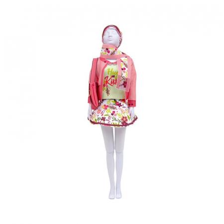 Atelierul de creatie vestimentara floral Couture, Dress Your Doll10