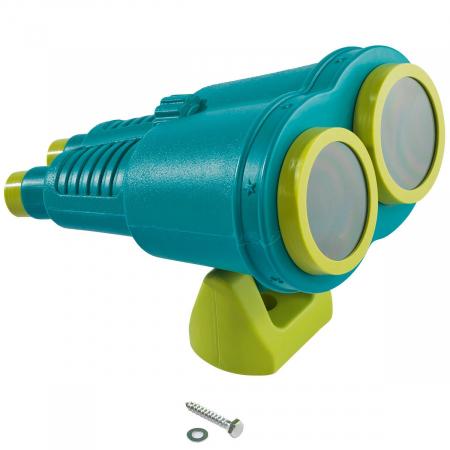 Binoclu stea turcoaz-verde5