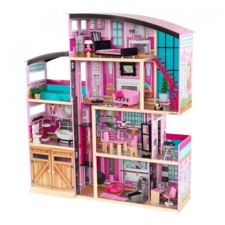 Casuta de joaca Shimmer Mansion9