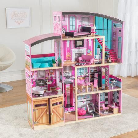 Casuta de joaca Shimmer Mansion10