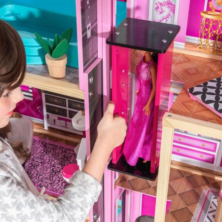 Casuta de joaca Shimmer Mansion17