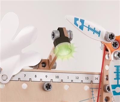 Banc de lucru stiintific Discovery - Junior Inventor2