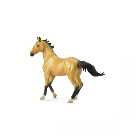 Figurina Cal Akhal-Teke Buckskin XL Collecta3