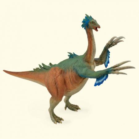 Figurina Dinozaur Therizinosaurus Deluxe Collecta0