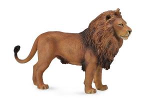 Figurina Leu African L Collecta0