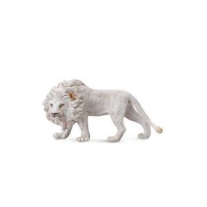 Figurina Leu Alb L Collecta0