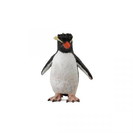 Figurina Pinguin Rockhopper S Collecta3
