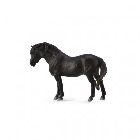 Figurina Ponei Negru Dartmoor L Collecta3