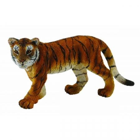 Figurina pui de Tigru M Collecta3