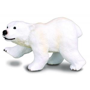 Figurina pui de Urs Polar S Collecta0