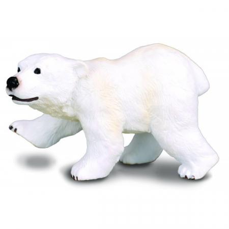 Figurina pui de Urs Polar S Collecta2