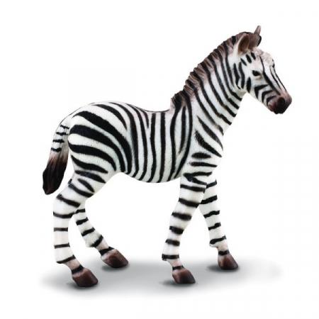 Figurina pui de Zebra M Collecta2