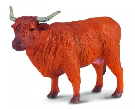 Figurina Vaca Highland1