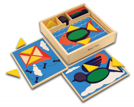Incepem sa invatam formele Melissa and Doug1