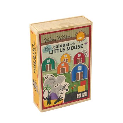 Invata culorile cu soricelul: Wacky Wonders - Little Mouse [0]