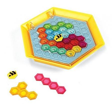 Joc de logica Stupul Albinelor - Fat Brain Toys4