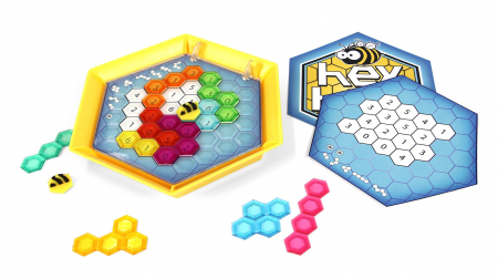 Joc de logica Stupul Albinelor - Fat Brain Toys2