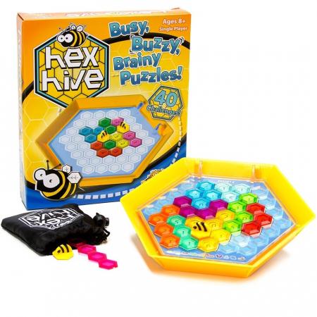 Joc de logica Stupul Albinelor - Fat Brain Toys8