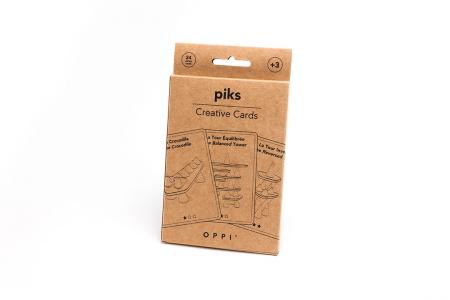 Carduri creative suplimentare pentru joc educativ Piks0