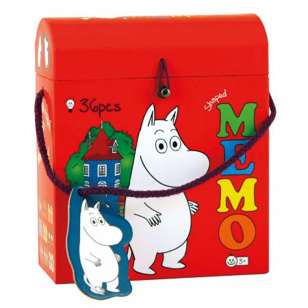 Joc memorie Memo cu Moomin [0]
