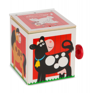 Jucarie cu surpriza Jack in the Box Melissa and Doug0