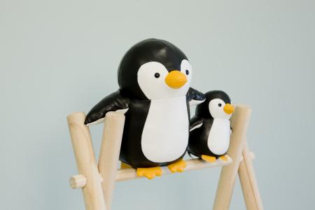 Jucarie muzicala Pinguinul Martin1