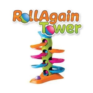 Jucarie Turnulet cu bile RollAgain0