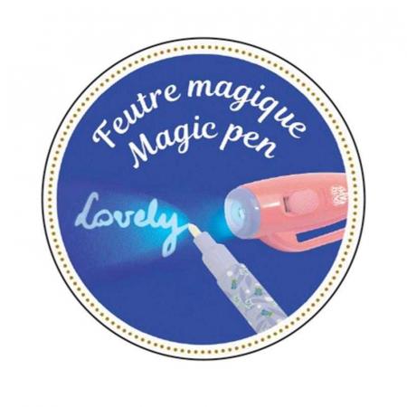 Pix magic Djeco, Lucille1