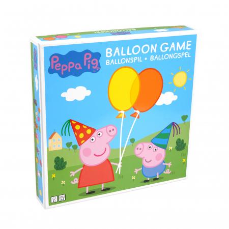 Joc cu baloane Peppa Pig0