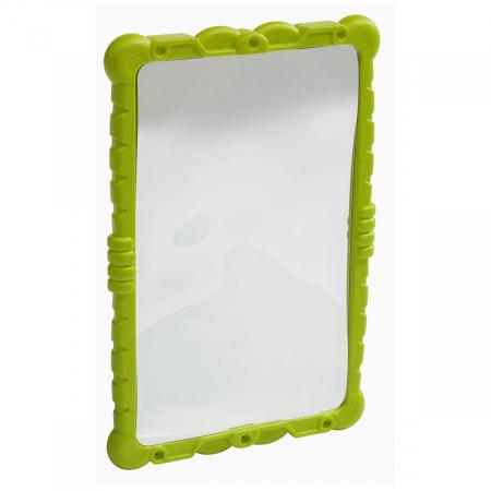 Oglinda Haha verde lime1