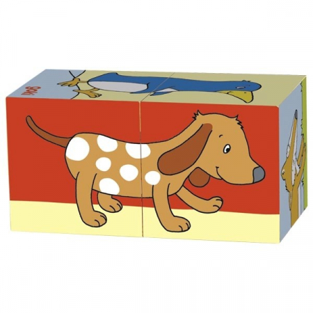 Primele mele cuburi Animale Prietenoase7
