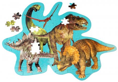 Puzzle Podea Dinozauri [0]