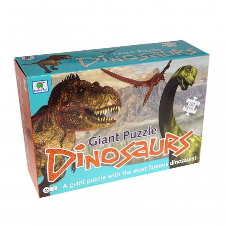 Puzzle Podea Dinozauri [2]