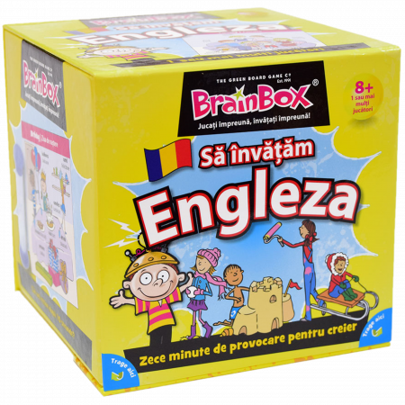 Sa invatam Engleza - BrainBox1