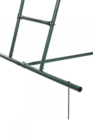 Scara tobogan 1.5 m inaltime verde KBT4