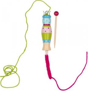 Set de crosetat pentru copii Nancy - Goki0