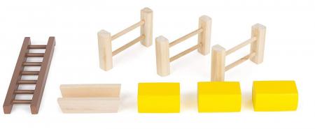Set de joaca Ferma cu figurine1