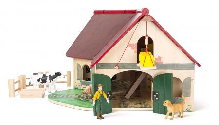 Set de joaca Ferma cu figurine3