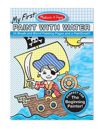 Set de pictura cu apa pentru Baieti Melissa and Doug3