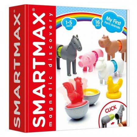 Set SMARTMAX my  First - Farm animals0
