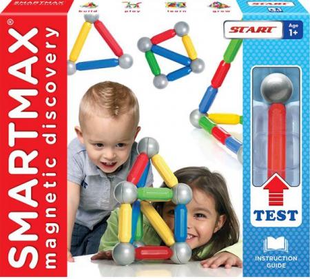 SmartMax Set educativ Start (23 piese) cu fereastra de test0