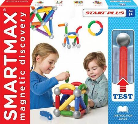 SmartMax Set educativ Start+ (30 piese) cu fereastra de TEST [0]